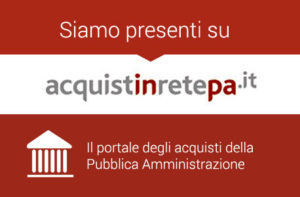 Mammut srl è presente in www.acquistinretepa.it
